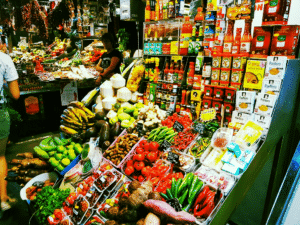 Barcellona - mercato