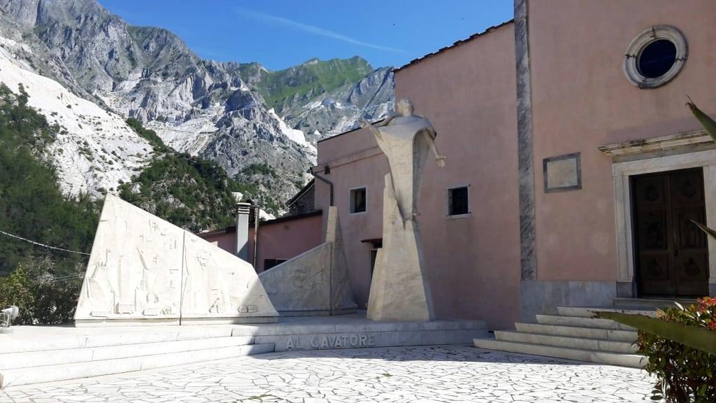 Colonnata - Alpi Apuane