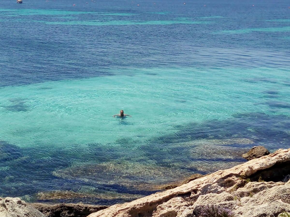 spiaggia Marasolo favignana