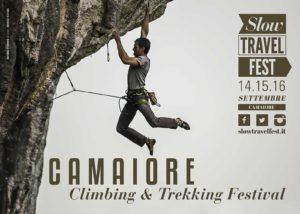 Camaiore climbing e trekking festival