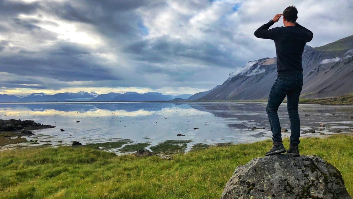 viaggio in islanda - Fiordo