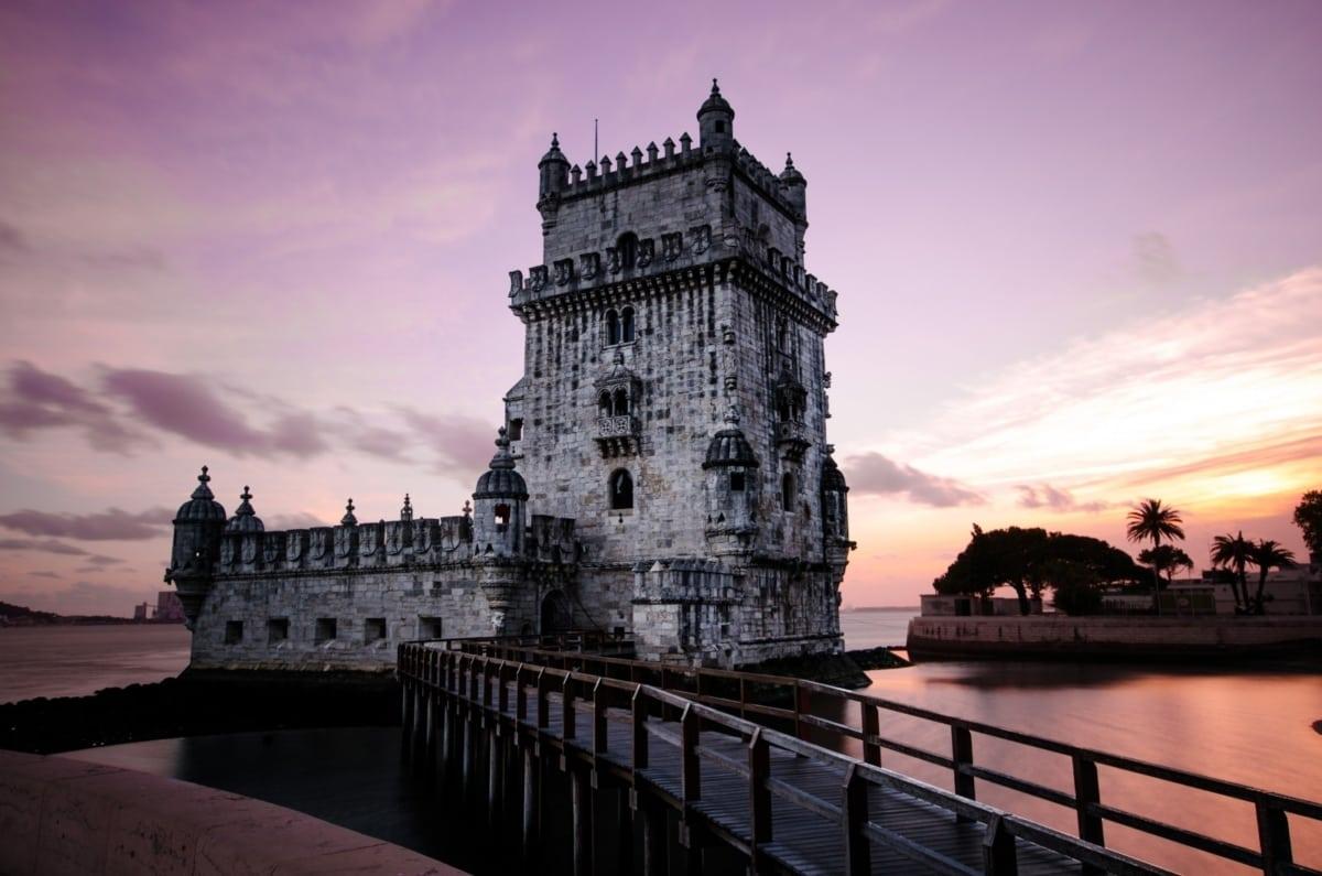 Visitare Lisbona - Torre di Belm