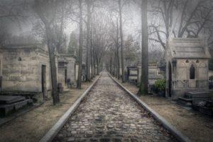 Père-Lachiase - Cimitero monumentale di Parigi