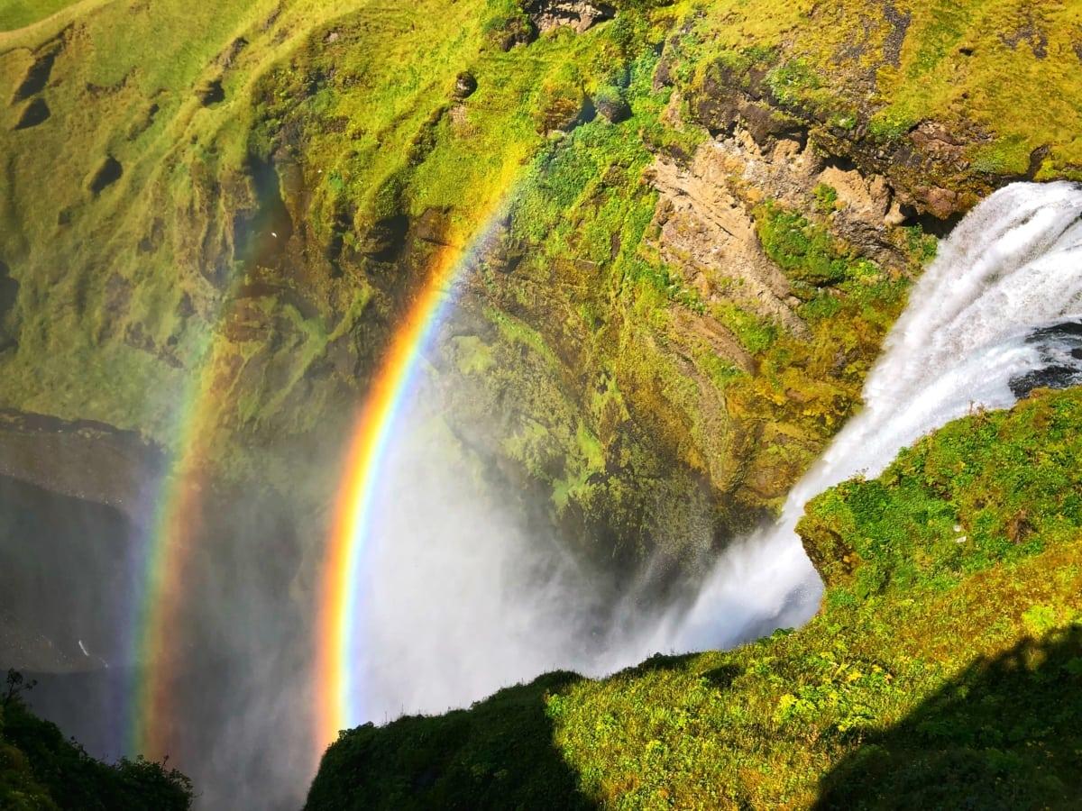 Skogafoss - Islanda