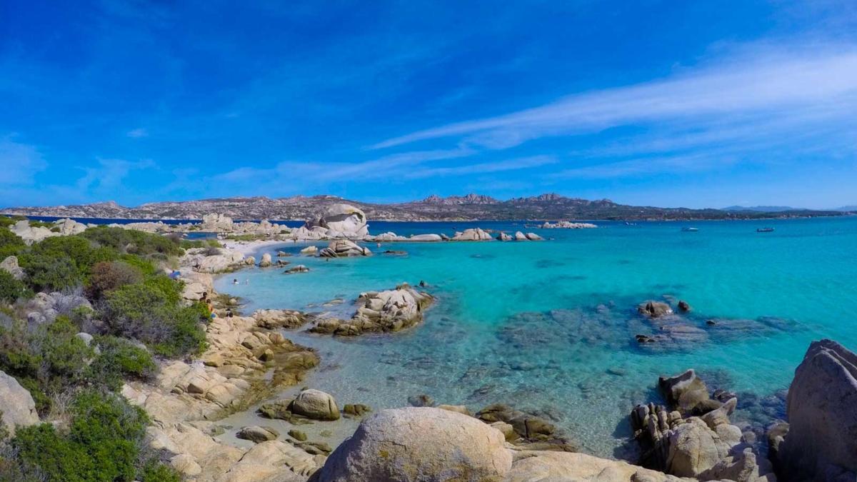 Spiagge della Maddalena