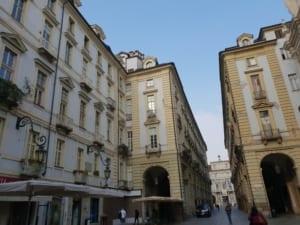 Vie del quadrilatero Torino