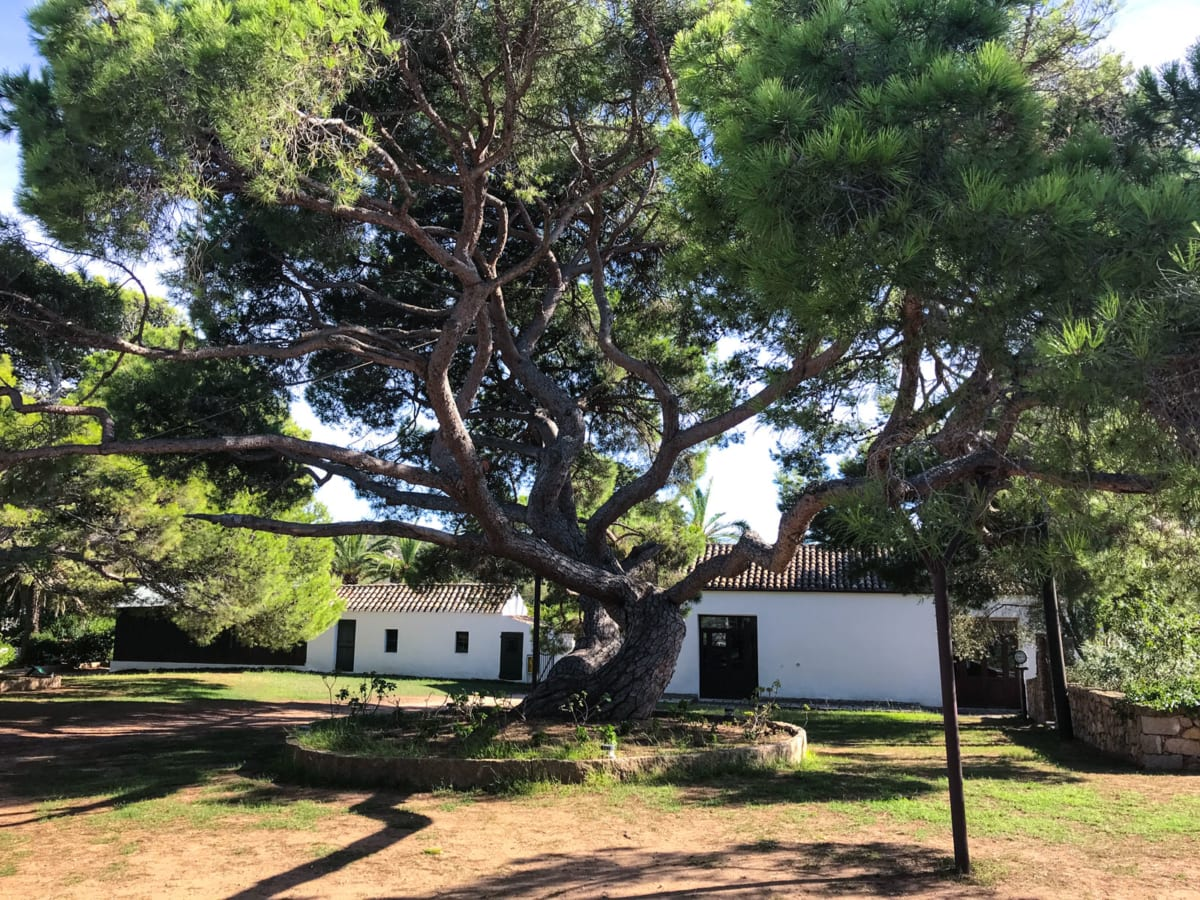 Garibaldi's house in Caprera