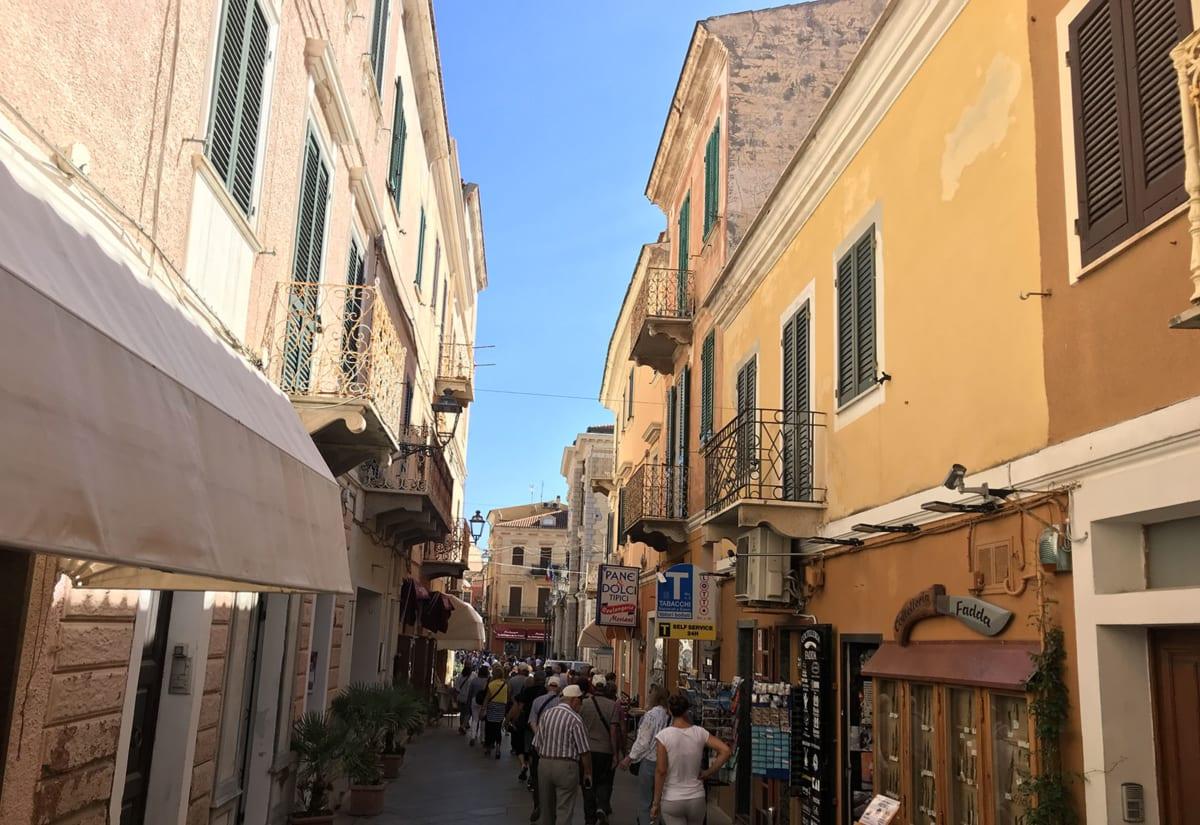La Maddalena Centro
