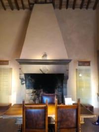 Leonardo casa natale sala