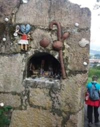 Nicchia Pontevedra