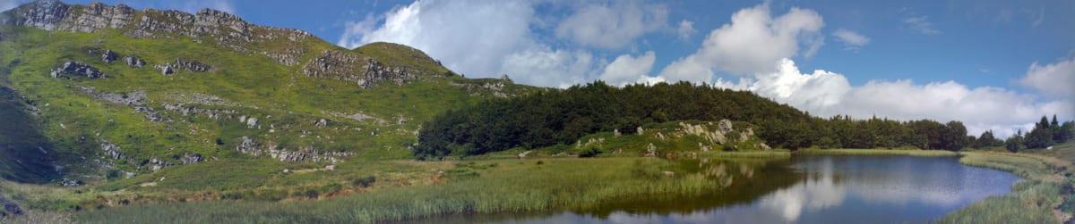 Passo dell'abetone - lago nero