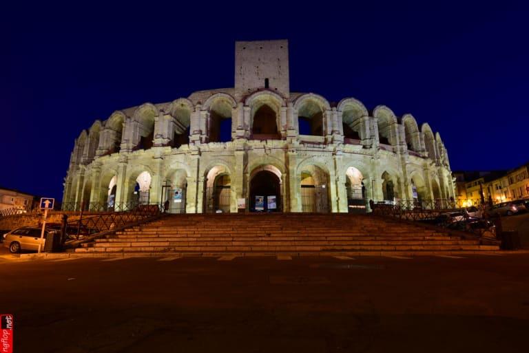 Anfiteatro di Arles