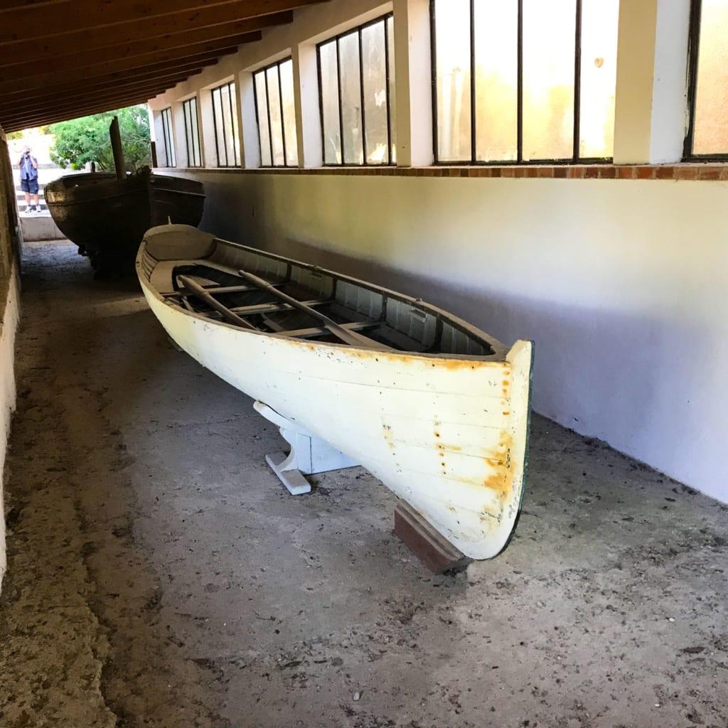 Barca da regata donata cantieri Orlando