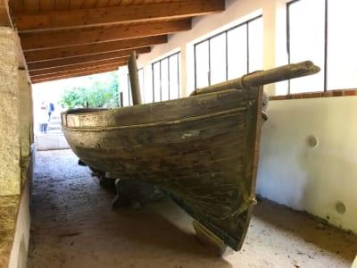 Barca da trasporto di Garibaldi