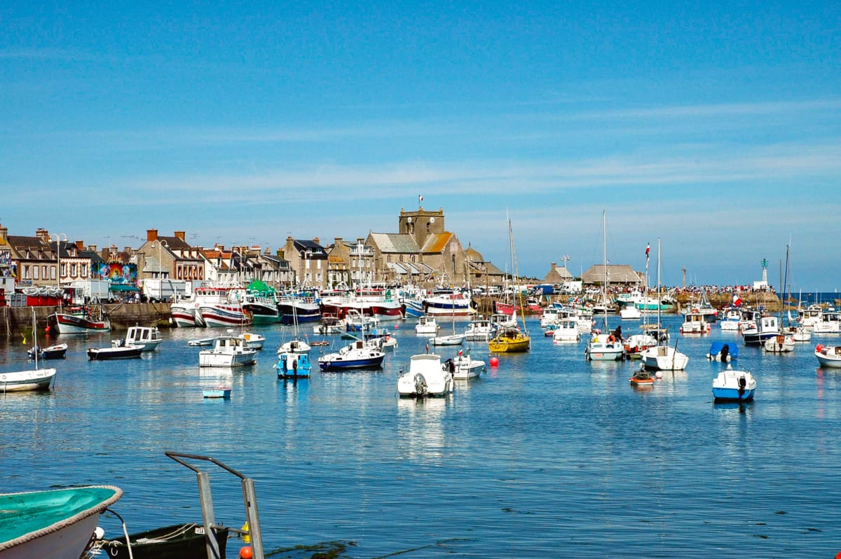Barfleur Normandy