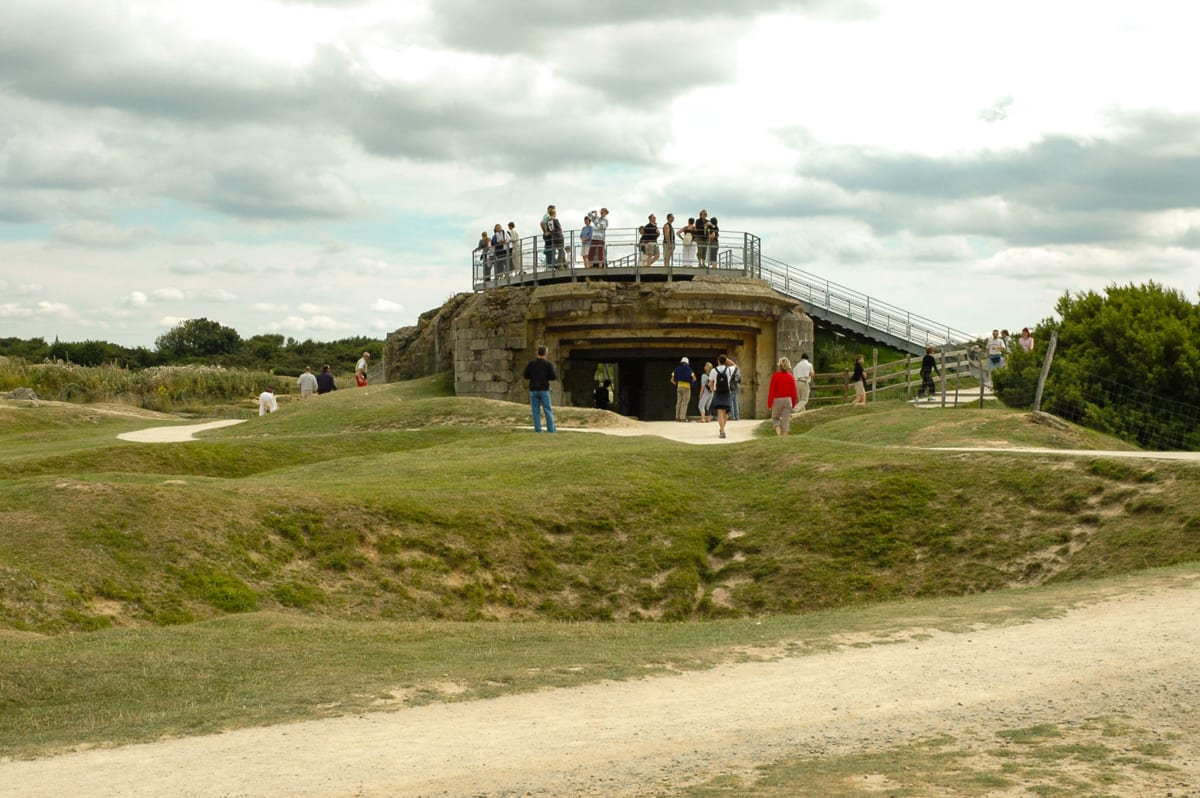 Bunker Pointe du Hoc