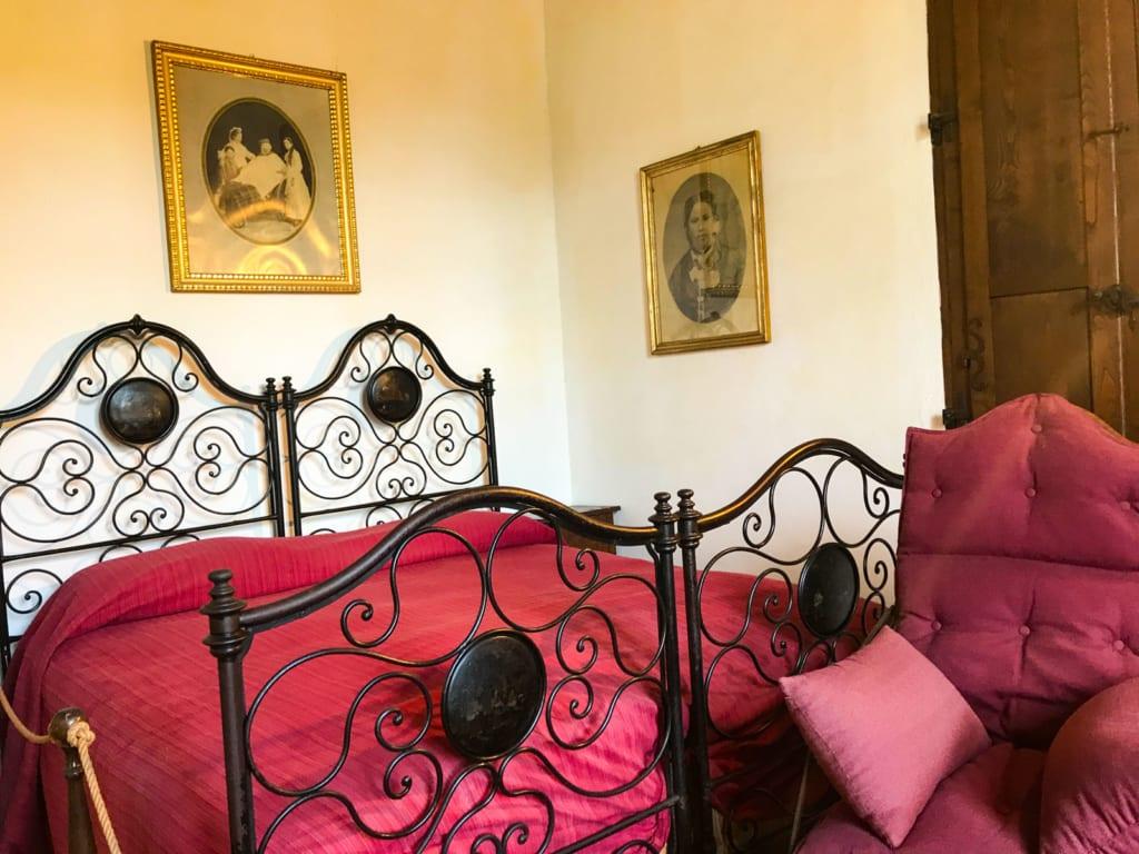 Camera di Garibaldi Caprera