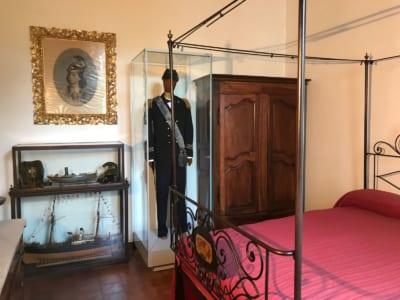 Camera di Manlio casa di Garibaldi