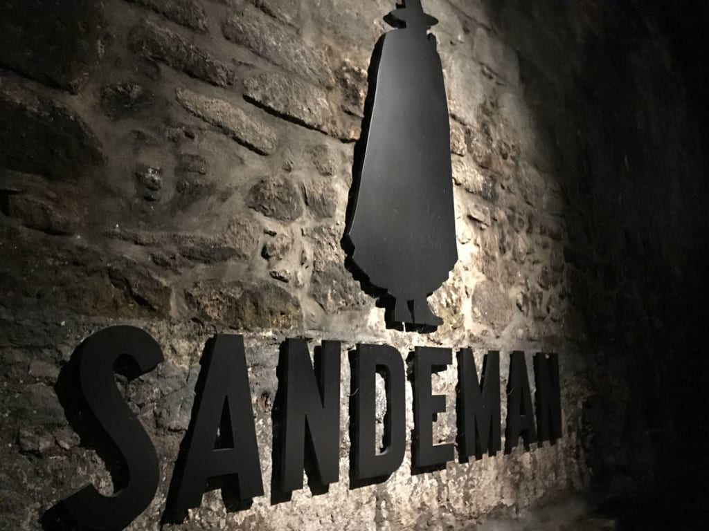 Cantina Sandeman - Valle del Douro