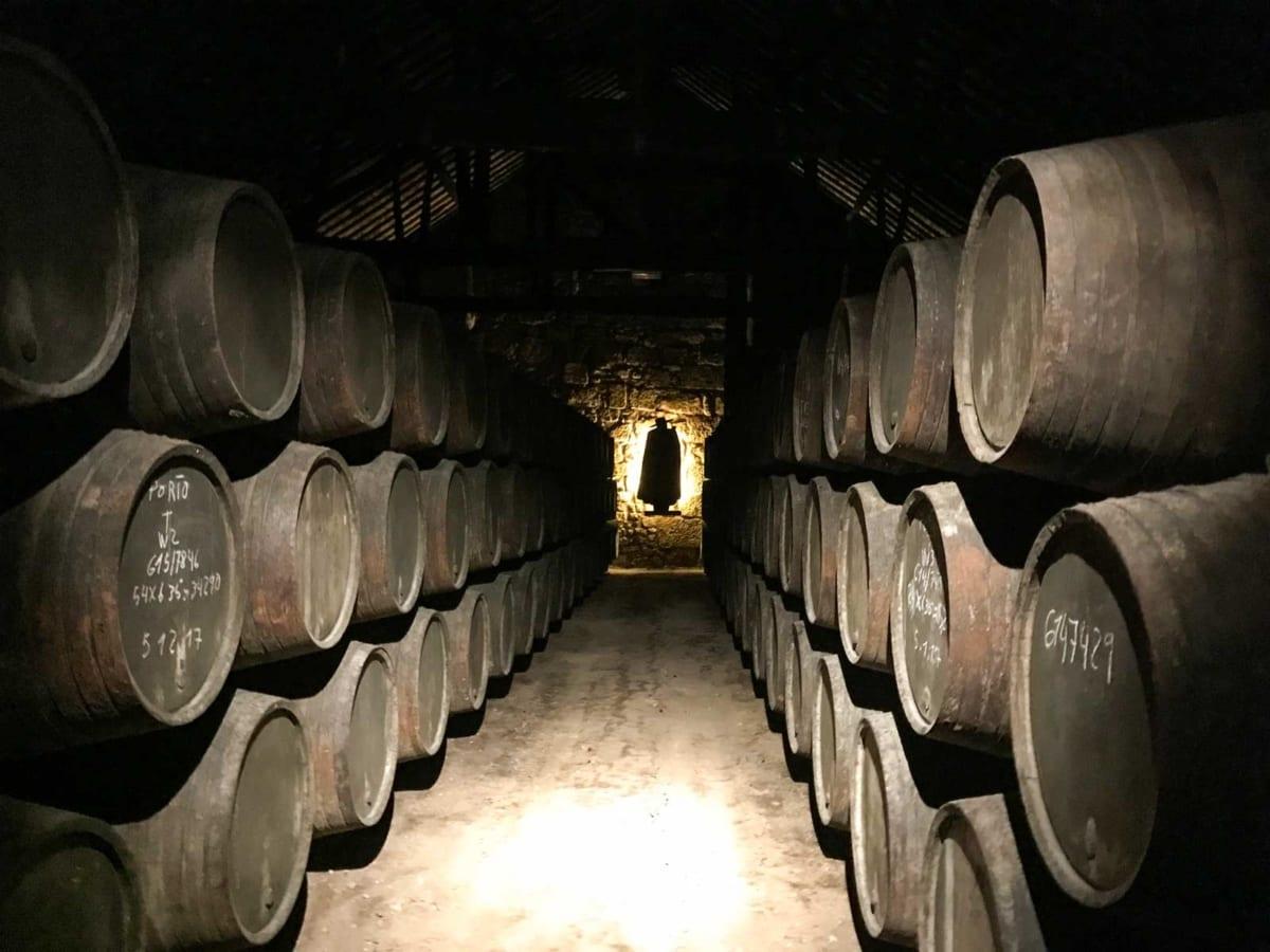Cantine Sandeman - vino Porto valle del Douro