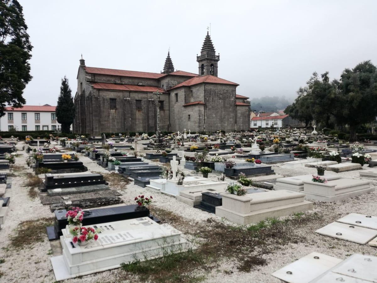 Chiesa di Iria Flavia