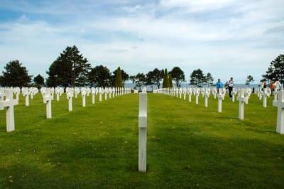 Cimitero americano omaha