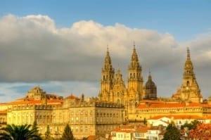 Galizia Santiago de Compostela