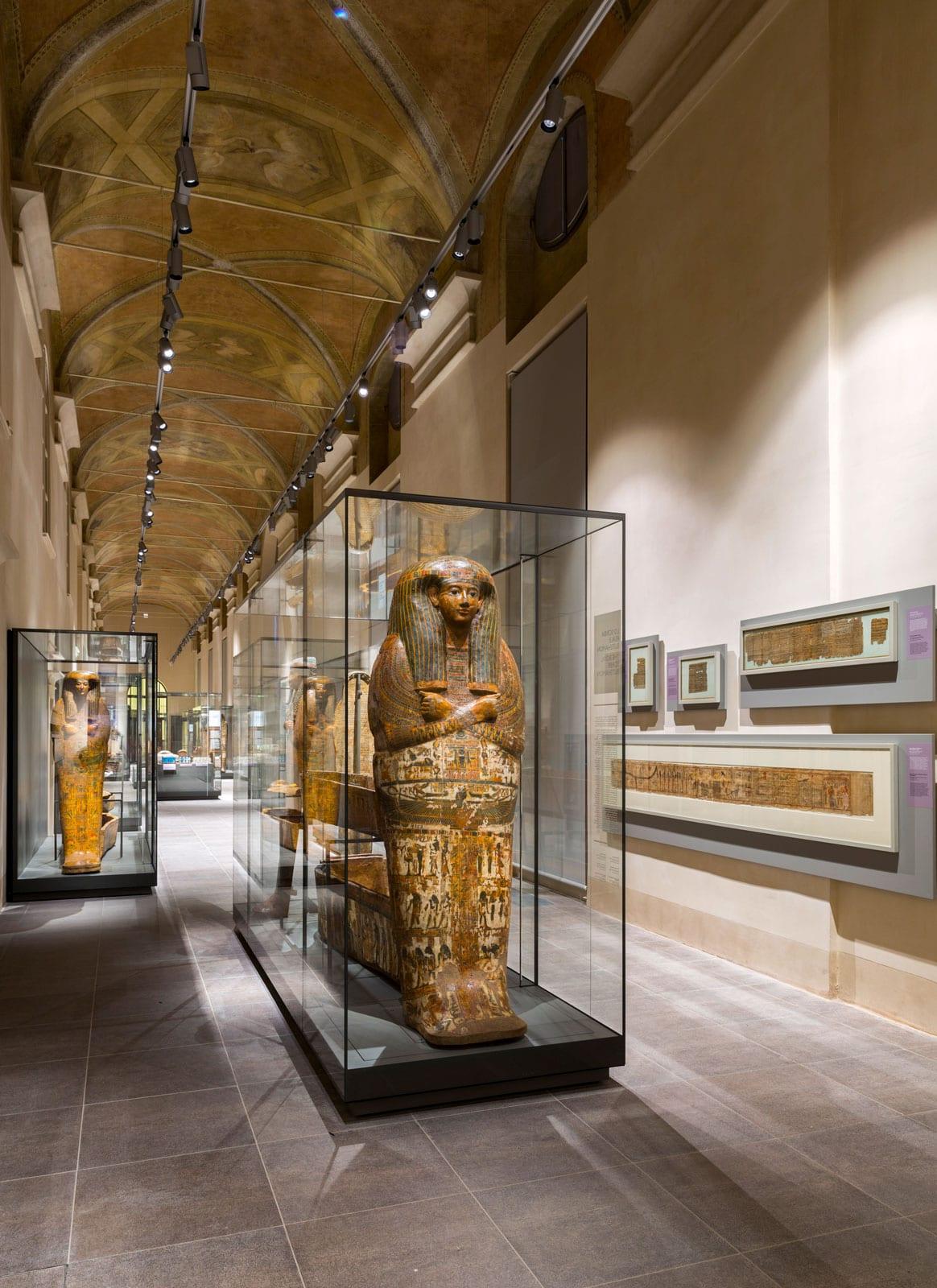 Galleria Sarcofagi