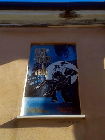 Murales Fellini