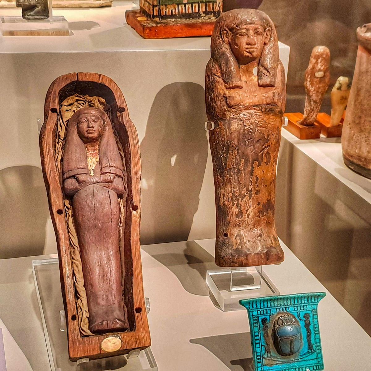 Museo Egizio Torino mummia