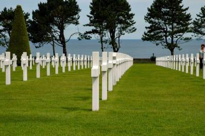 Omaha Beach memoriale