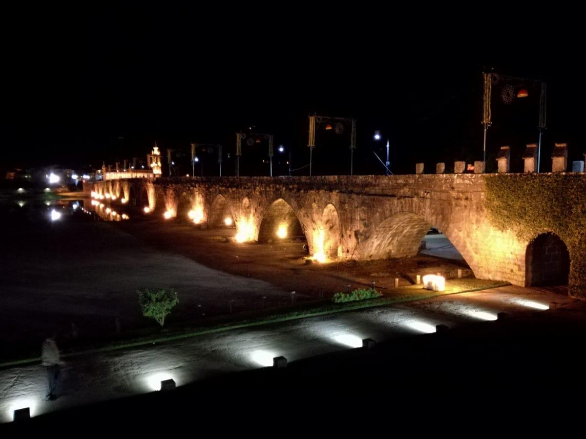 Ponte medievale a Ponte de Lima