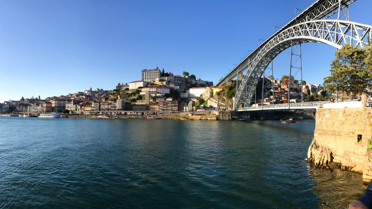 Vila Nova de Gaia - Valle del douro vino Porto