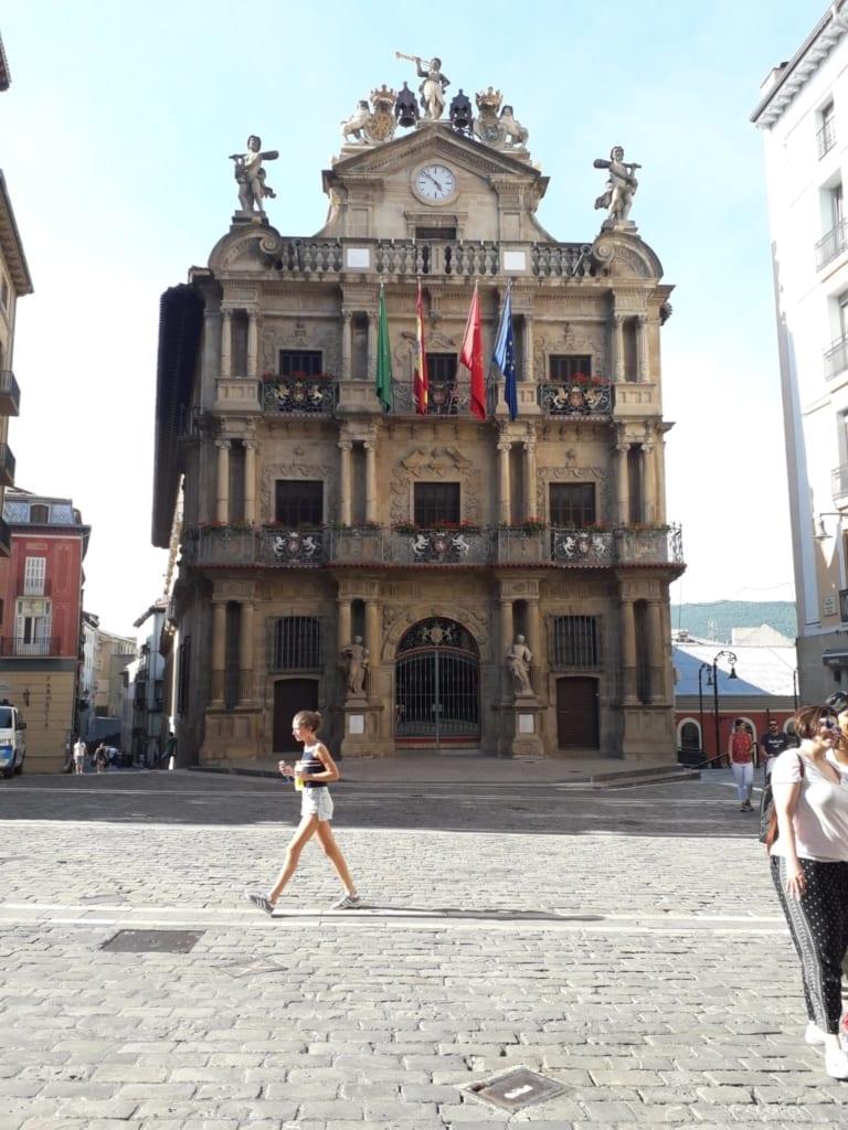 Piazza di Pamplona