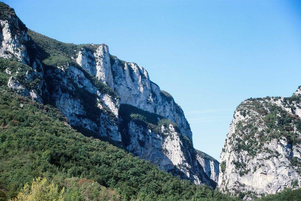 Grotte di Frasassi - esterno