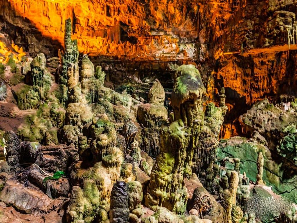 grotte di castellana concrezioni