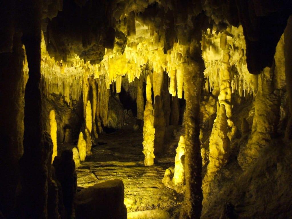 grotte di castellana stalattiti