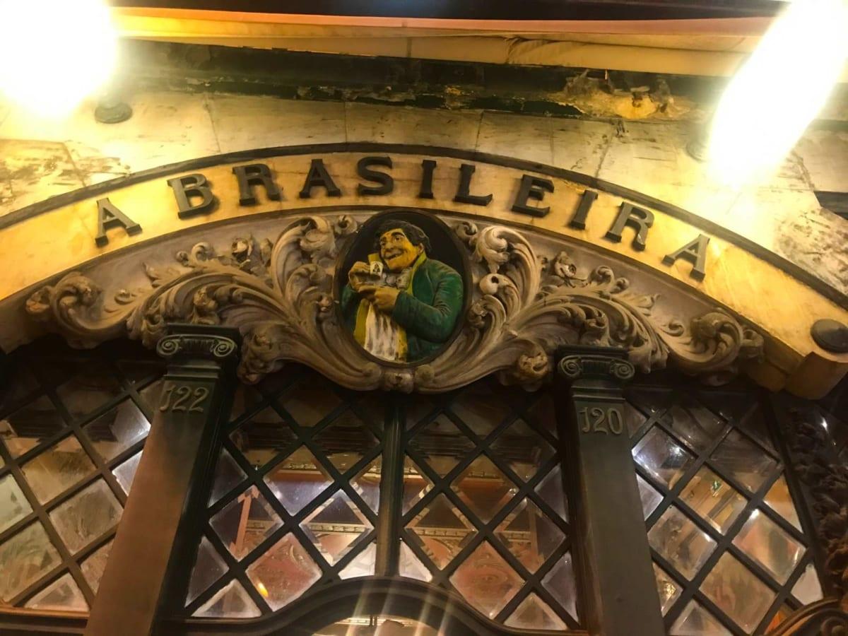 A Brasileira Lisbona