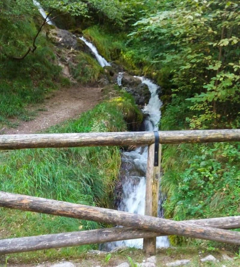 Ruscello sentiero del Ponale