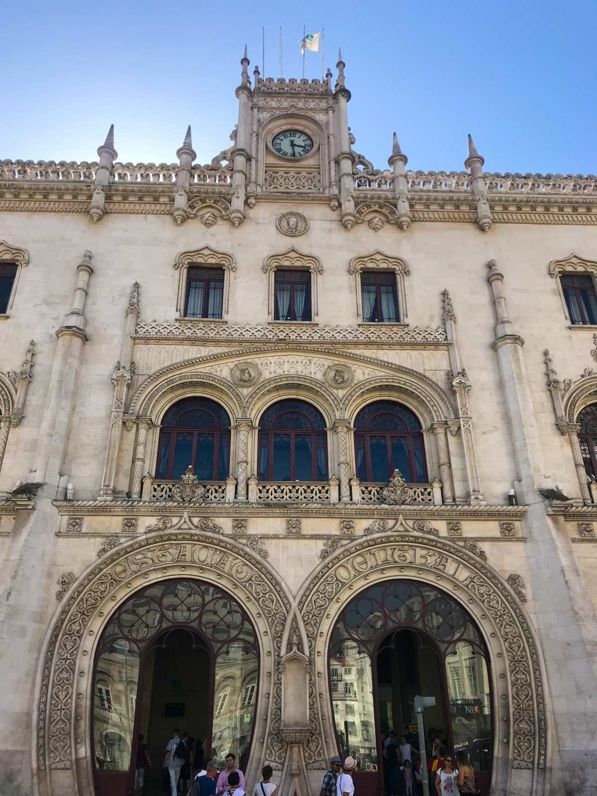Stazione vecchia Lisbona