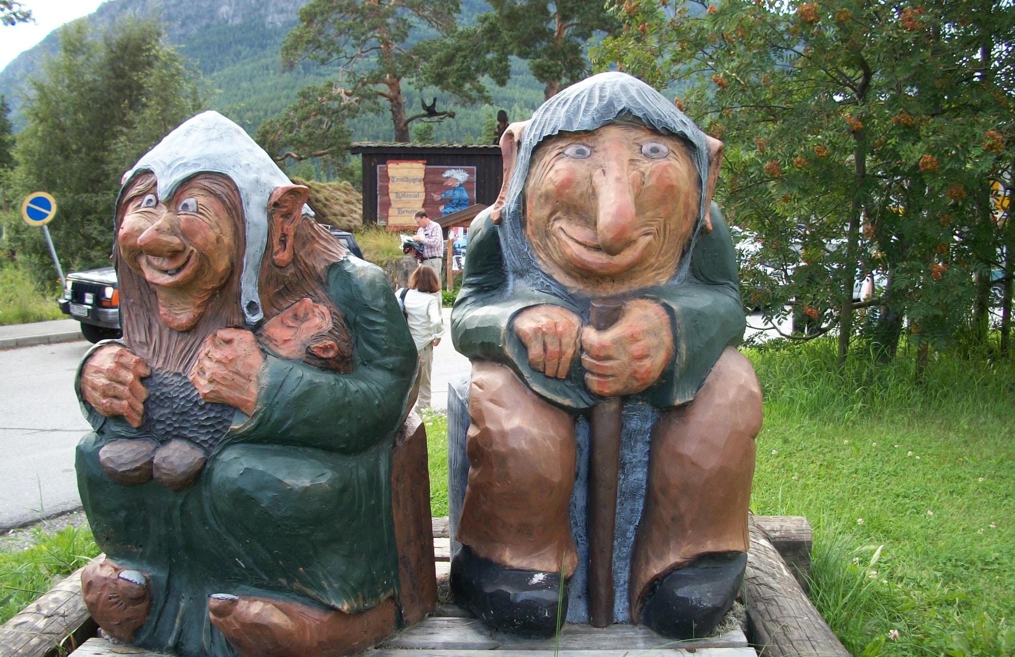 Troll in Norvegia