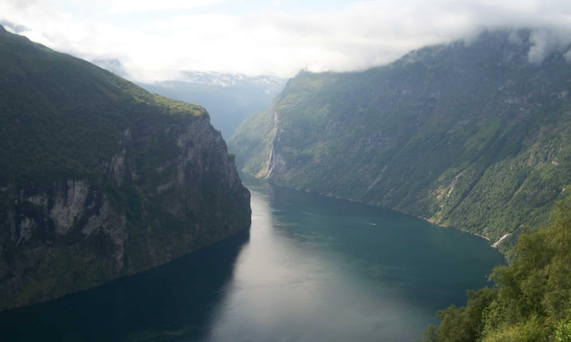 Norvegia, pura magia