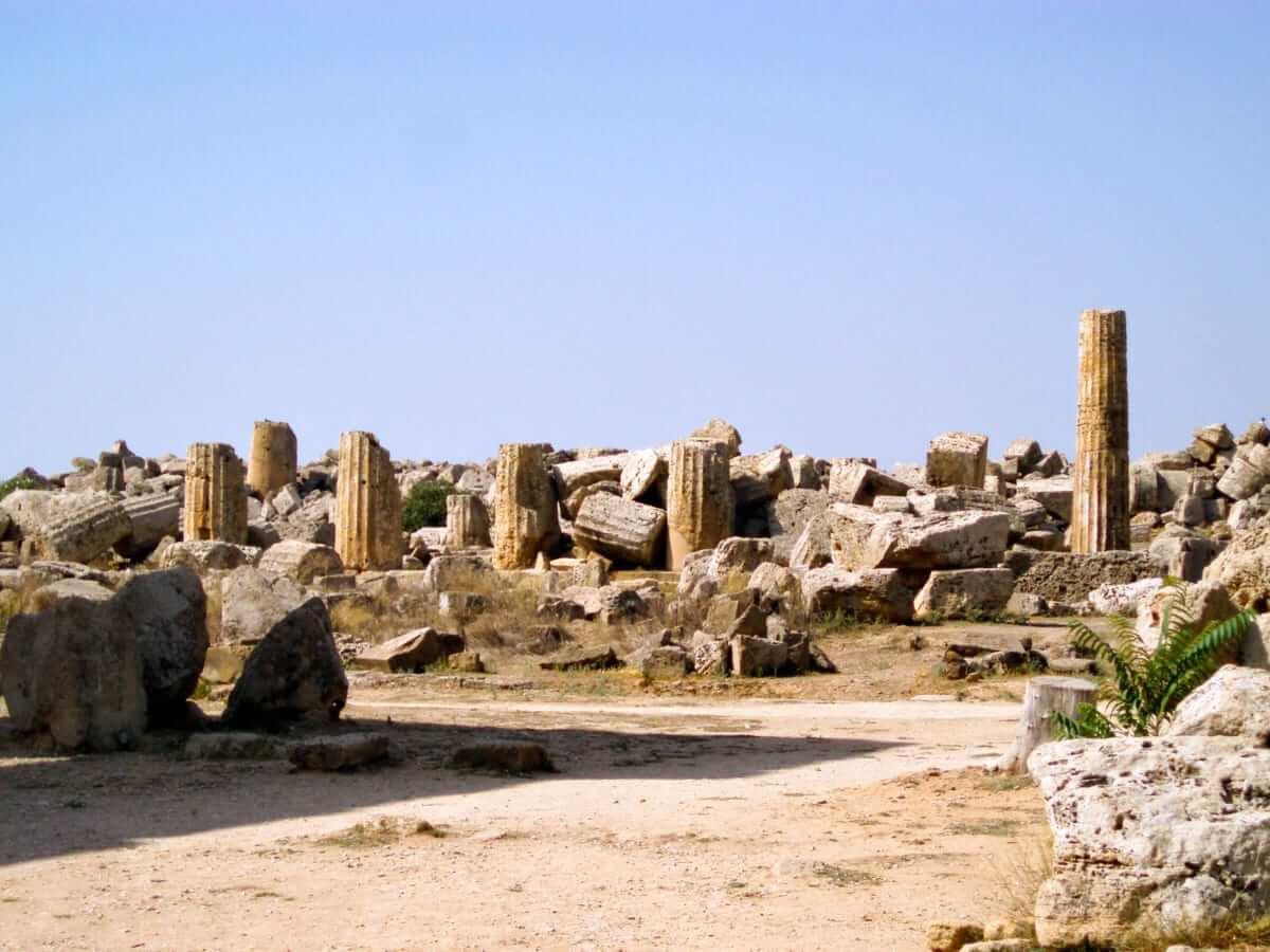 Rovine di Selinunte
