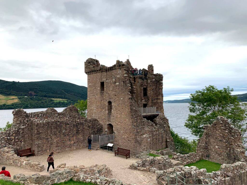 Torre castello di Urqhart