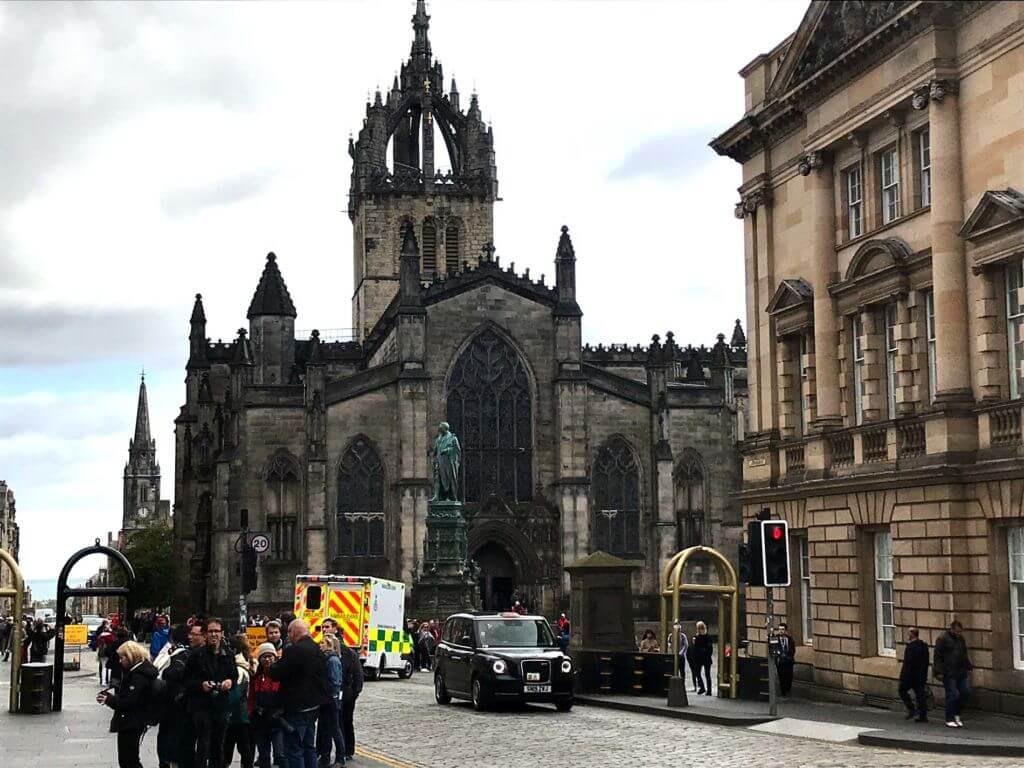 Cattedrale di Saint Gile's Edimburgo