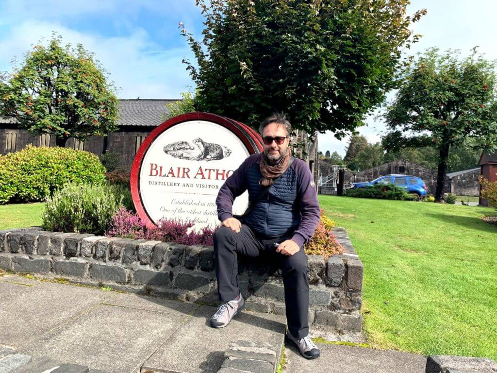 Blair Atholl Distillery