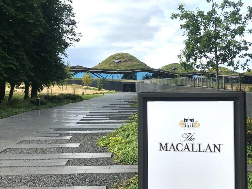 Whisky tour - Macallan distillery - Speyside Whisky