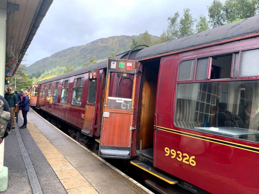 Hogwarts Express - il treno di Harry Potter