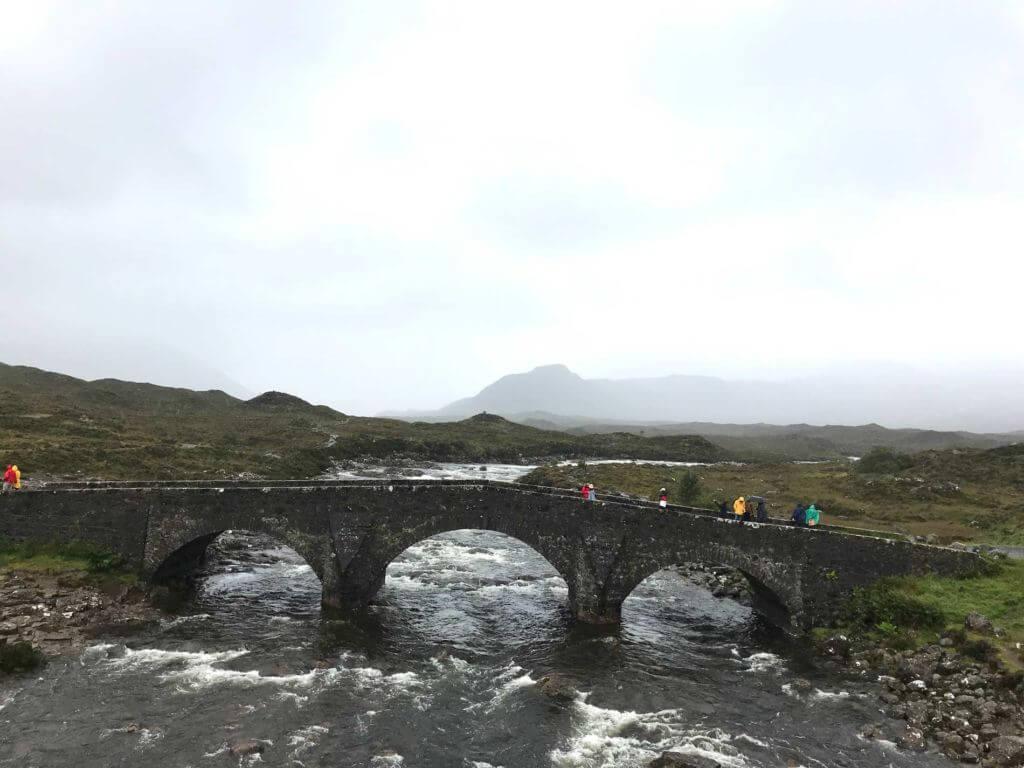 Isola di Skye ponticello