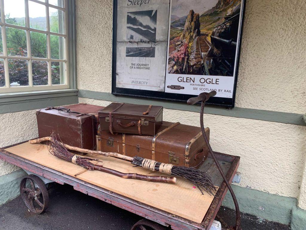 Stazione di Glenfinnan
